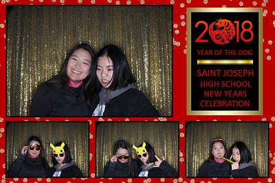 Saint Joseph Lunar New Year Party