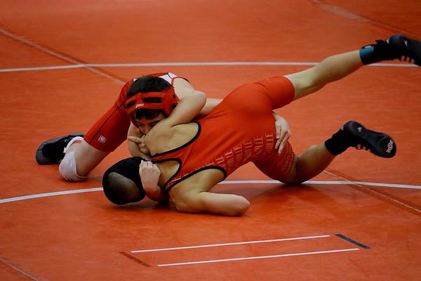 WMS Wrestling vs Haysville  020818