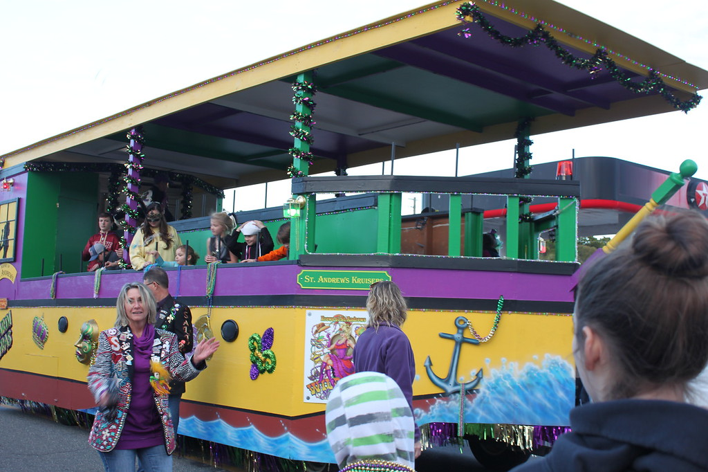 St. Andrews Mardi Gras