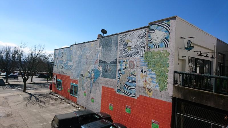 asheville street art