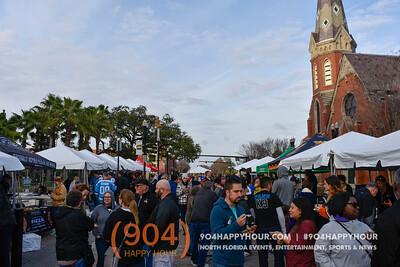 Jax Food Festival & Icemen Game - 2.9.19