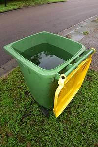 New Townsville Rain Gauge.