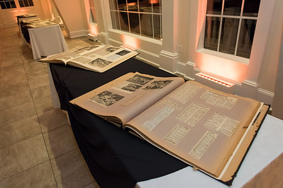 02/06/19  Wesley Bunnell | Staff  The Southington YMCA held their 90th Annual Celebration and Recognition dinner at the Aqua Turf Club on Wednesday evening. Binders full of newspaper clippings from the YMCA's history were on display.