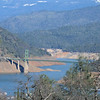 A view of Lake Oroville on Thursday from the Visitors Center in Oroville. (Matt Bates -- Enterprise Record)