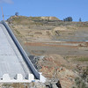 The Oroville Dam main spillway, seen Thursday, is ready if needed, the state Department of Water Resources says. (Matt Bates -- Enterprise Record)