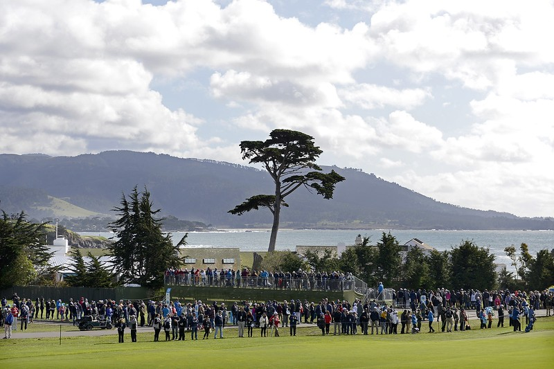 Final Round AT&T Pebble Beach Pro-Am