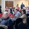 KEVIN HARVISON | Staff photo<br /> Pictured is just a portion of those who attended the Pride In McAlester Volunteer Appreciation Banquet held at the McAlester Country Club Thursday.