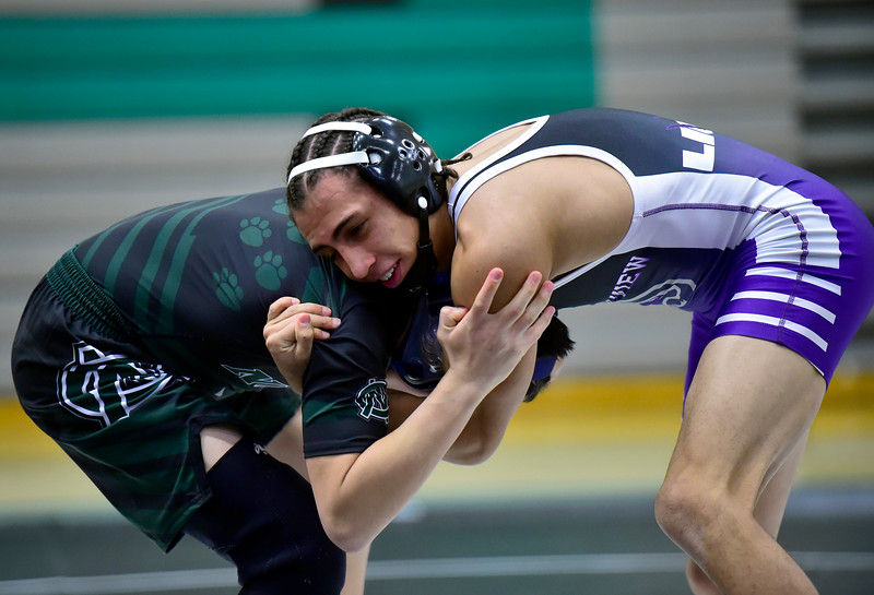 Niwot Trio Wrestling Meet