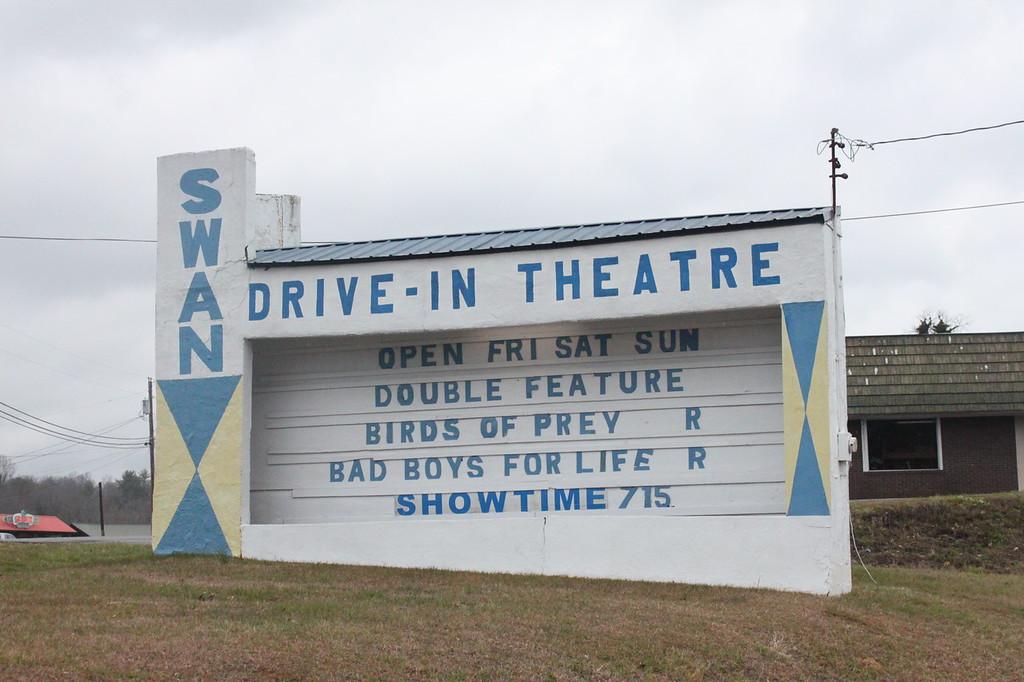 Swan Drive In