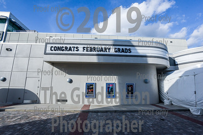 February 2nd, 2018 Full Sail Graduation