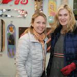 Alice Tucker and Leesa Richardson at Revelry.