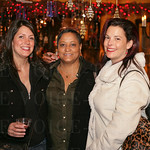 Stephanie Wallace, Tina Coleman and Andrea Ferriell at Red Tree.