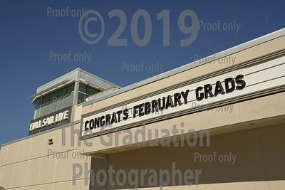 February 8th 2019 Full Sail Graduation