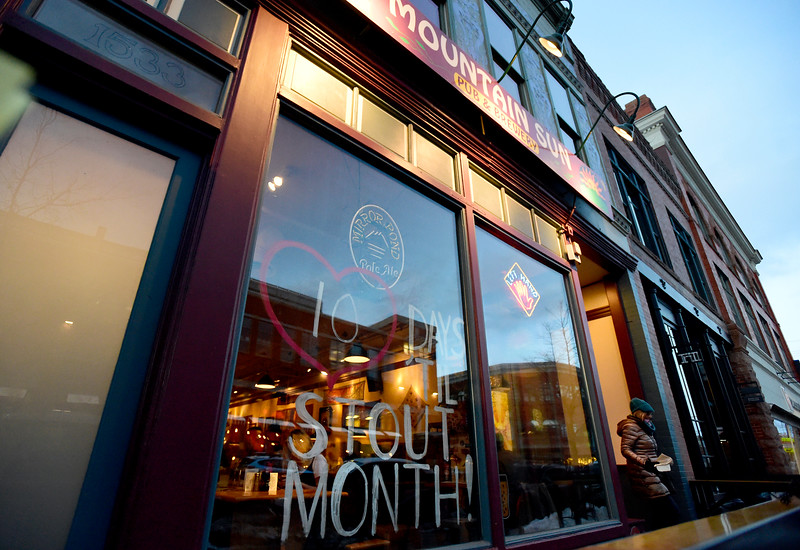 Stout Month at Mountain Sun