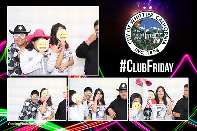 City Of Whittier Club Friday