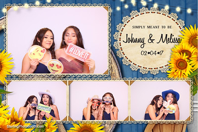 Johnny & Melissa's Wedding