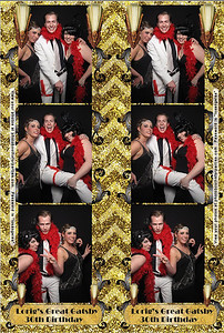 Lorig's Great Gatsby 30th Birthday Party