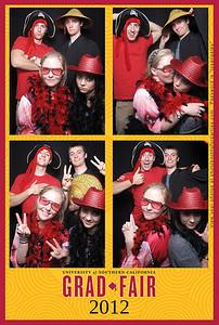 USC Grad Fair 2012