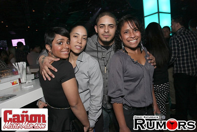 02-23-13 Rumors Saturdays - Alex Sensation