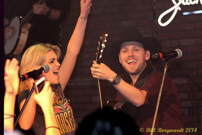 Carly McKillip - One More Girl & Brett Kissel - Young Guns at Cook 372