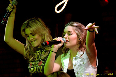Carly & Britt McKillip - One More Girl - Young Guns at Cook 248