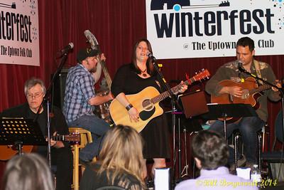 Joni Delaurier & band - Winterfest 2014 130