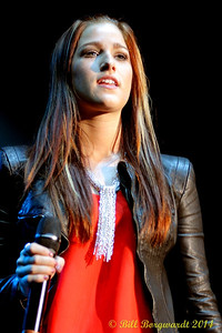 Cassadee Pope open for Dean Brody at Shaw Conference Centre