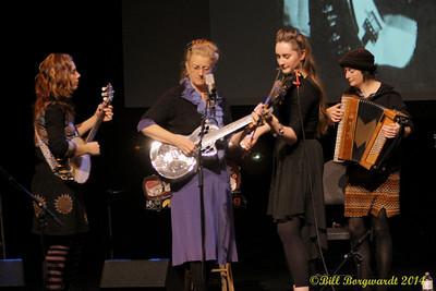 Cara Luft, Del Rey, Lizzy Hoyt, Maria Dunn - Women of Folkways 086