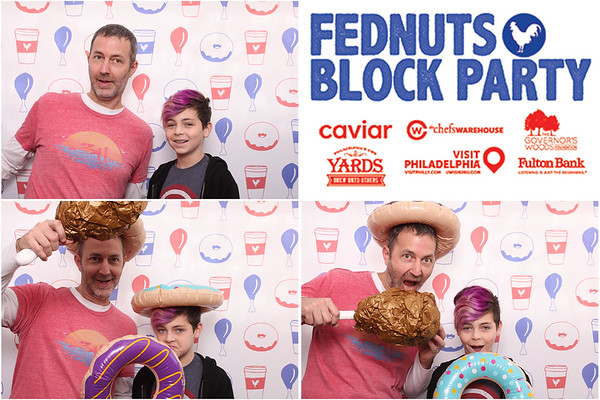 Federal Donuts Block Party
