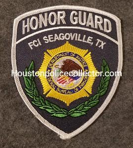 BOP FCI Seagoville Honor Guard