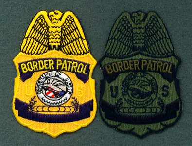 BP BADGE PATCHES