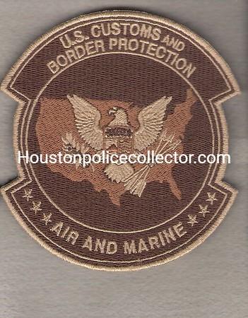 CBP AIR 20 VELCRO