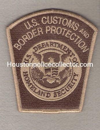 CBP AIR 22 VELCRO