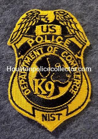DOC NIST K9 BP