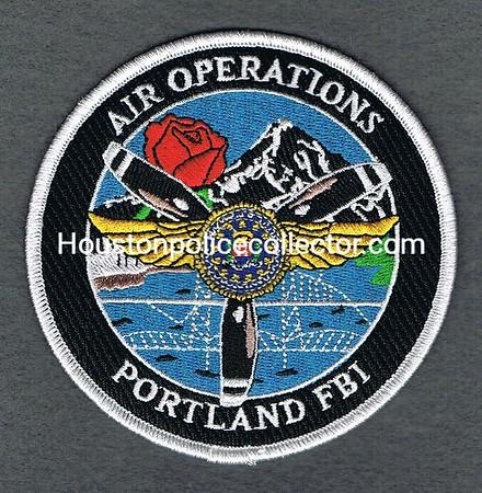 FBI PORTLAND AIR OPERATIONS