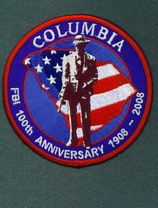 COLUMBIA 100 YEAR ANNIVERSARY 2
