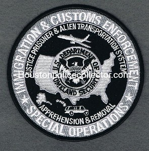 ICE SPECIAL OPERATIONS