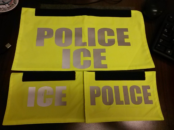 ICE Yellow Panels