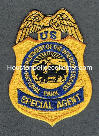 NPS SPECIAL AGENT