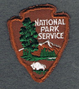 NATIONAL PARK SERVICE SMALL