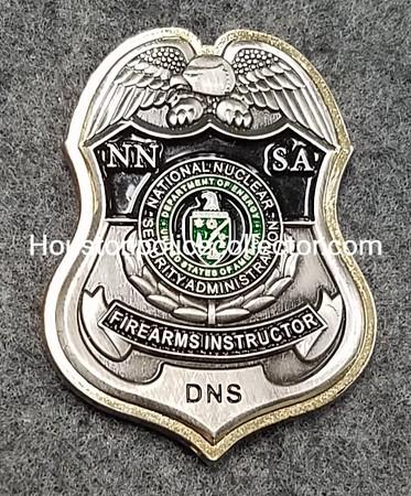NNSA Firearms Instructor 1