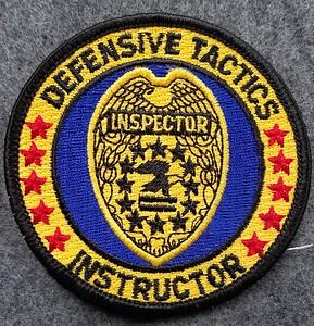 USPI Defensive Tactics Instructor