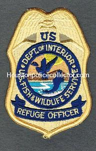 USFWS REFUGE OFFICER
