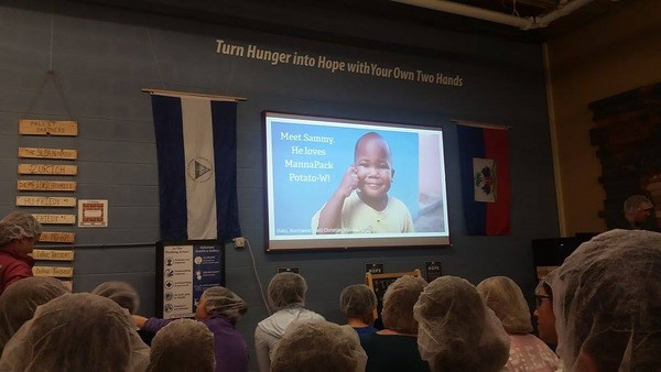 Feed My Starving Children 2016