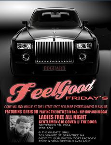 Feel Good Fridays by BOGUARD