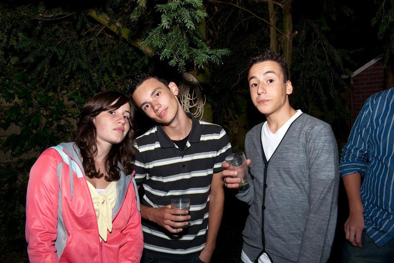 Feest Suus & Zinzi 05-09-2009