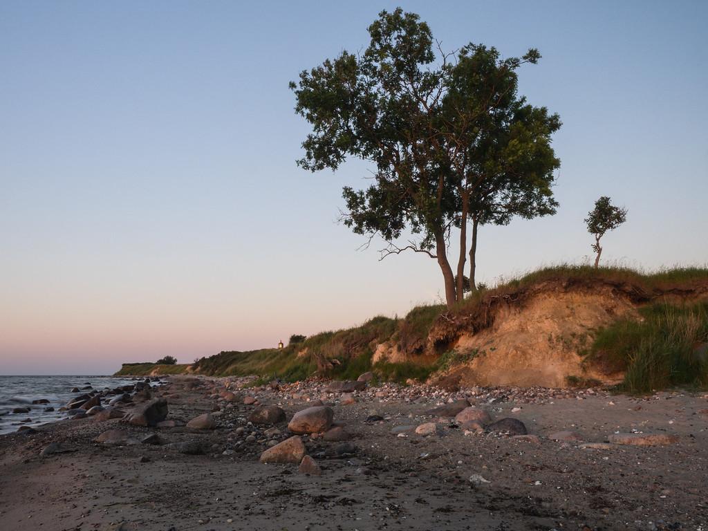 Steilküste bei Staberhuk