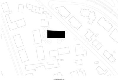 Plan 01 Mehrfamilienhaus Gatternweg, Riehen | Situation 1:500