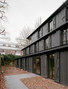 04 Mehrfamilienhaus Gatternweg, Riehen | Tektonik Fassade