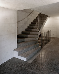 10 Mehrfamilienhaus Gatternweg, Riehen | Treppenhaus EG